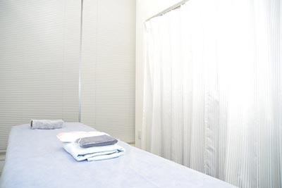 ストラッシュ名古屋店施術ルーム